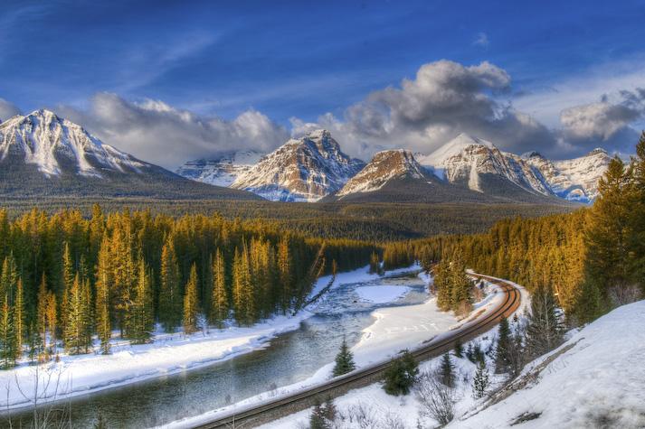 Winter wilderness adventures in Yellowstone