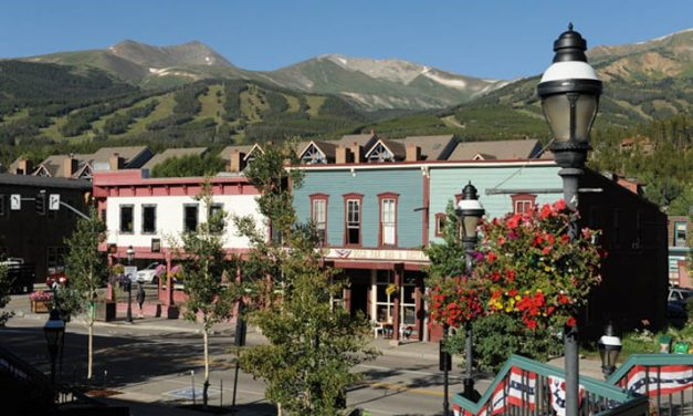 Head to Breckenridge for a holiday less ordinary