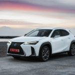 Lexus UX makes its unique entry in the luxury compact SUV market
