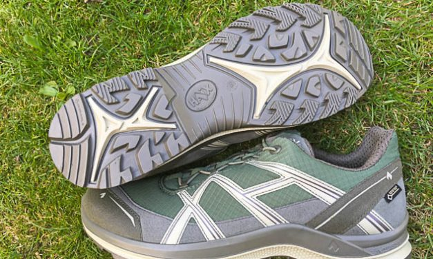 Tested: Haix Black Eagle Adventure 2.1 GTX Low